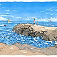 江ノ島の夏